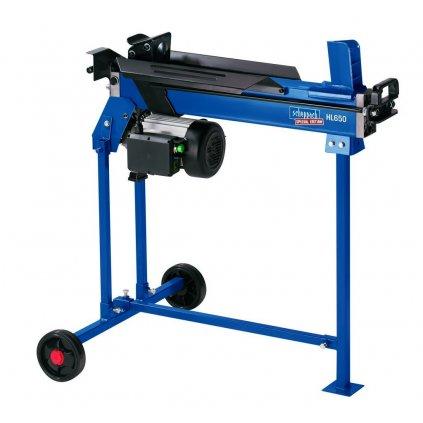 HL 650 - horizontální štípač dřeva 6,5t