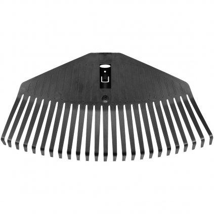 solid leaf rake m head 1014914