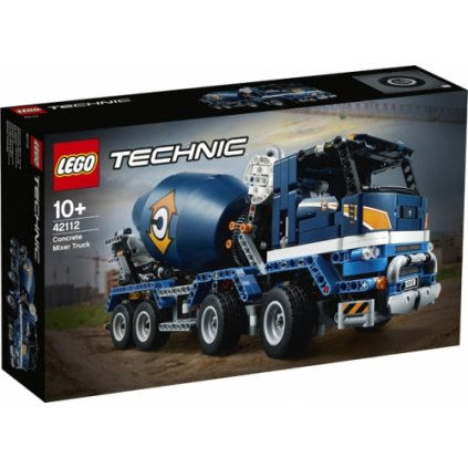 LEGO 42112 Beton 5ef345d791a6f