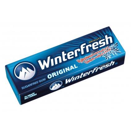 Winterfresh žvýkačky 10 ks, original