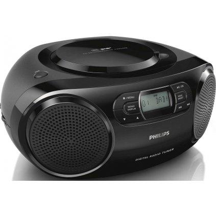 Radiopřijímač DAB+/CD Philips AZB500