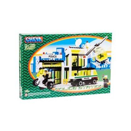 stavebnice cheva 19 policejni stanice i137186