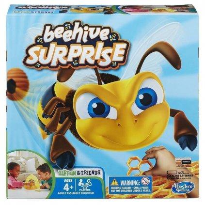 Beehive surprise