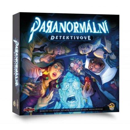 paranormalni detektivove party hra 8595680301322