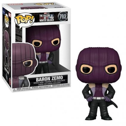 Funko POP 702 Marvel