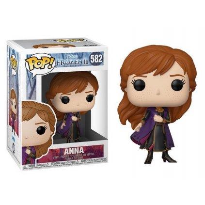0064791322 889698408868 Funko Pop figurka 582 Disney Frozen 2 Anna