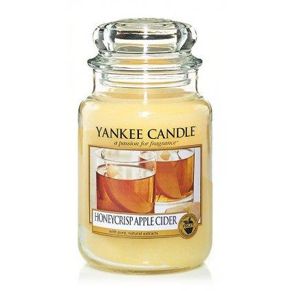 vyr 10564yankee candle honeycrisp apple cider svicka velka