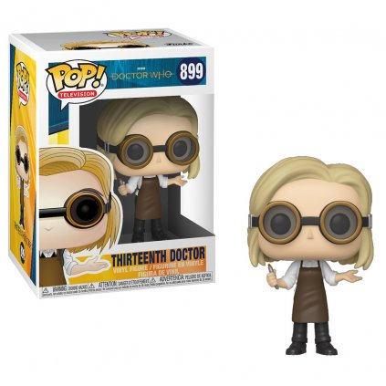 funko pop tv doctor who 13th doctor 899