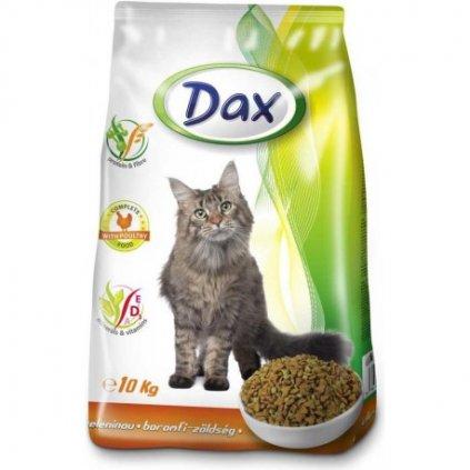 dax kocici granule drubez 10kg