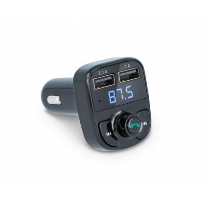Forever TR-330 Bluetooth FM Transmitter LCD 2xUSB