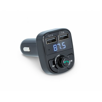 Forever TR-330 Bluetooth FM Transmitter LCD 2xUSB