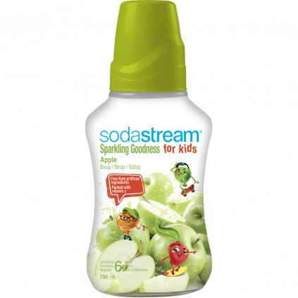 SodaStream: Apple for kids