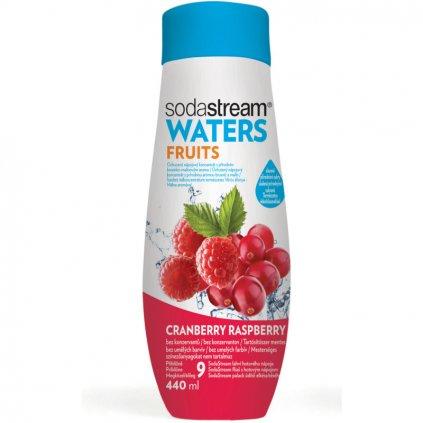 SodaStream: Cranberry & raspberry