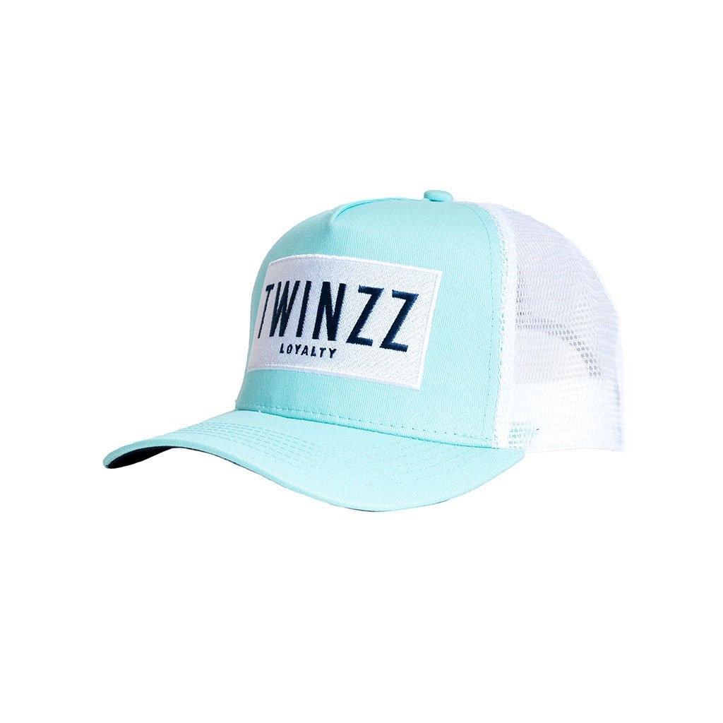 Twinzz Sencillo Trucker Mint White Navy twinzz.sk