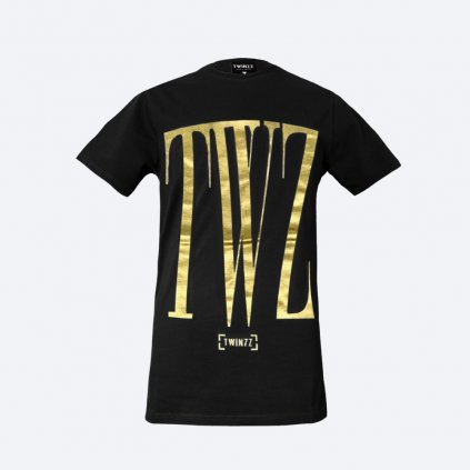 ROSSI SS TEE Black Gold