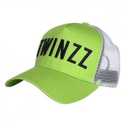 3D TWZ CORE TRUCKER Lime Black twinzz.sk