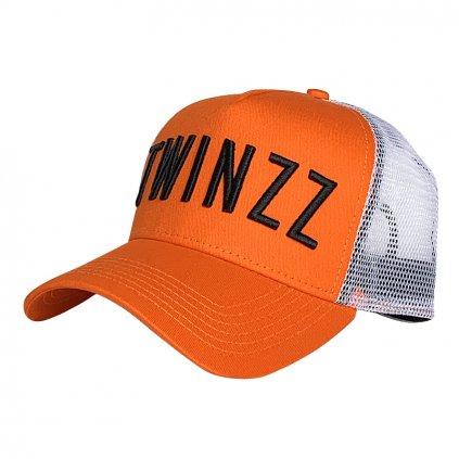 3D TWZ CORE TRUCKER Orange Black twinzz.sk