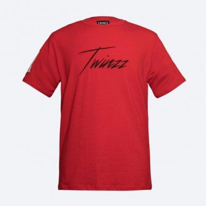 TWINZZ STEFANO red
