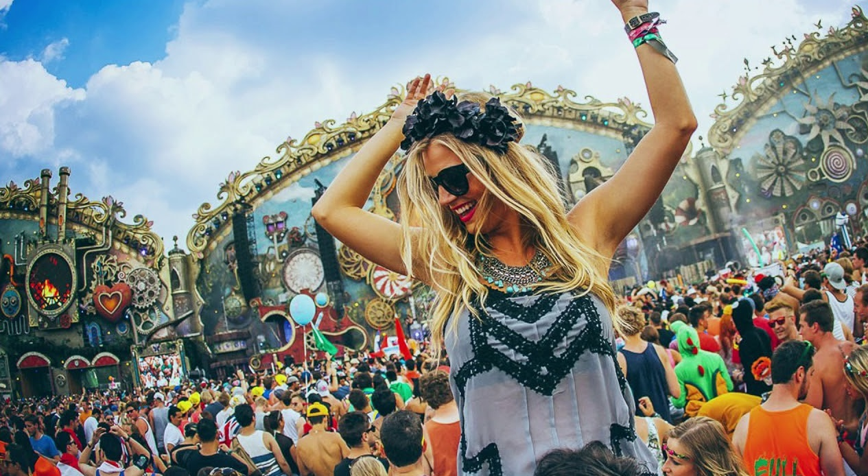 Co si vzít s sebou na festival?
