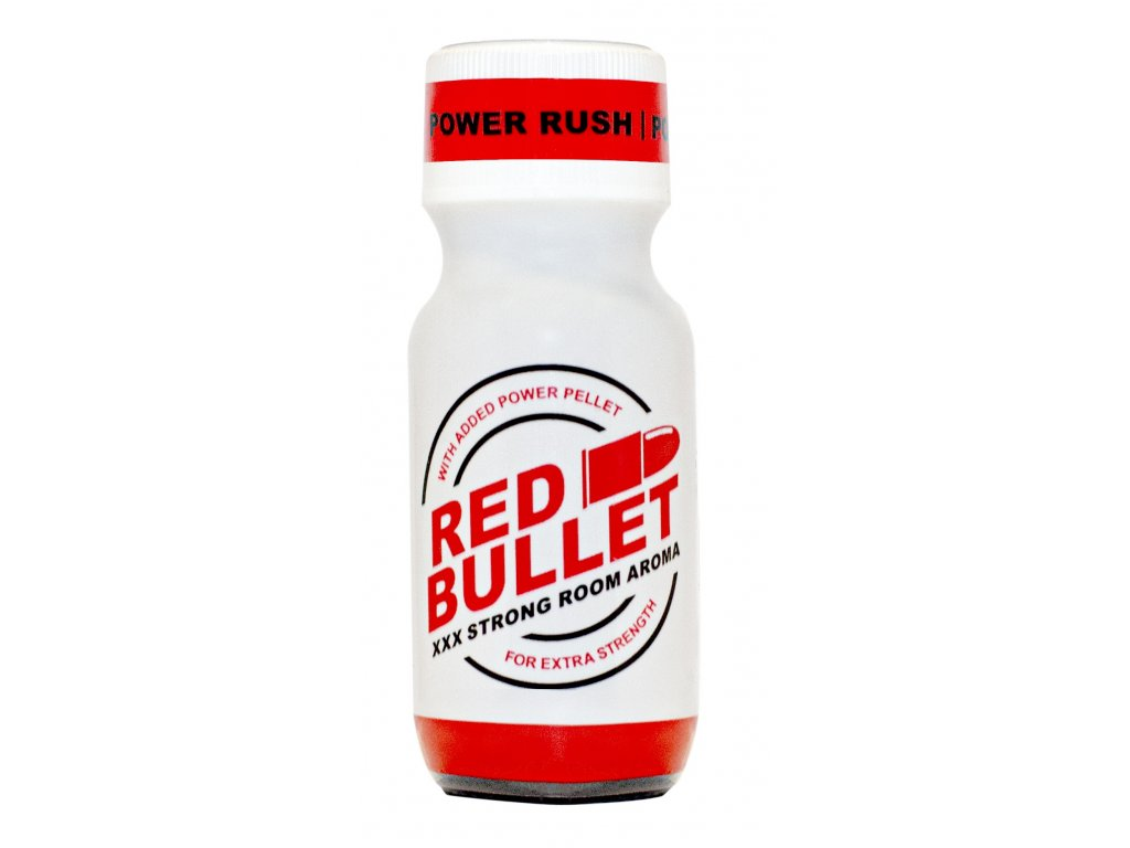 1079 red bullet poppers 25ml