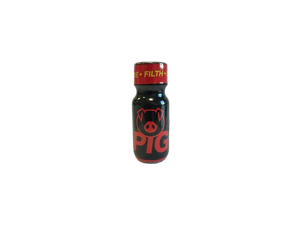 983 pig red poppers 25ml