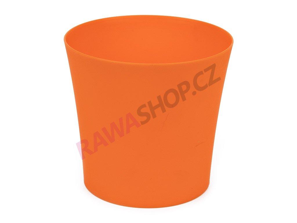 Plastový obal Fiolek - pomeranč