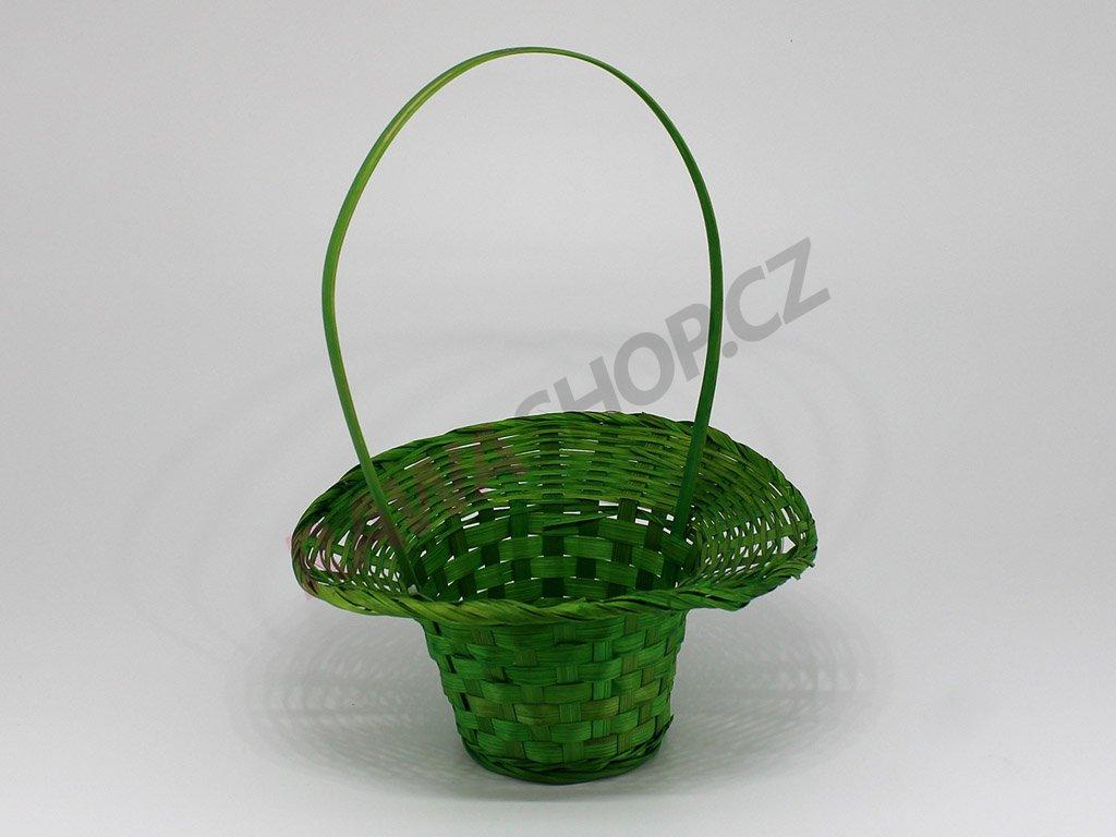 Košík ∅ 9cm - zelená