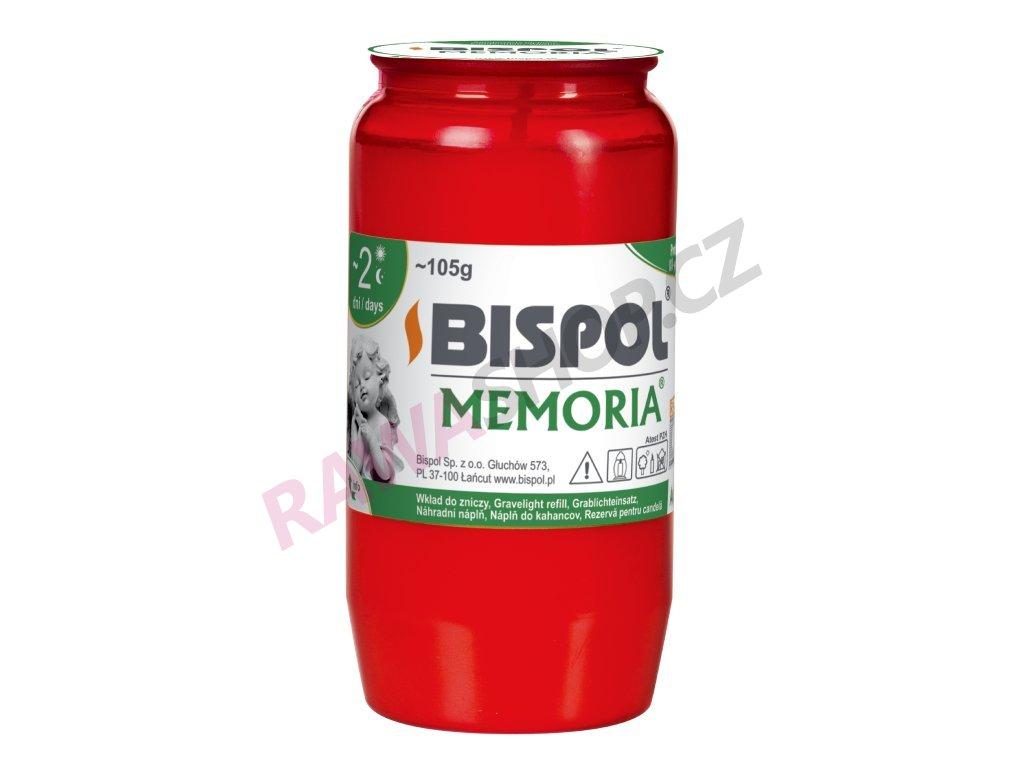 56. 1 Olejová náplň Memoria 2 30ks BWO2C