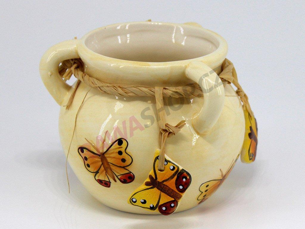 Buclák malý motýlek