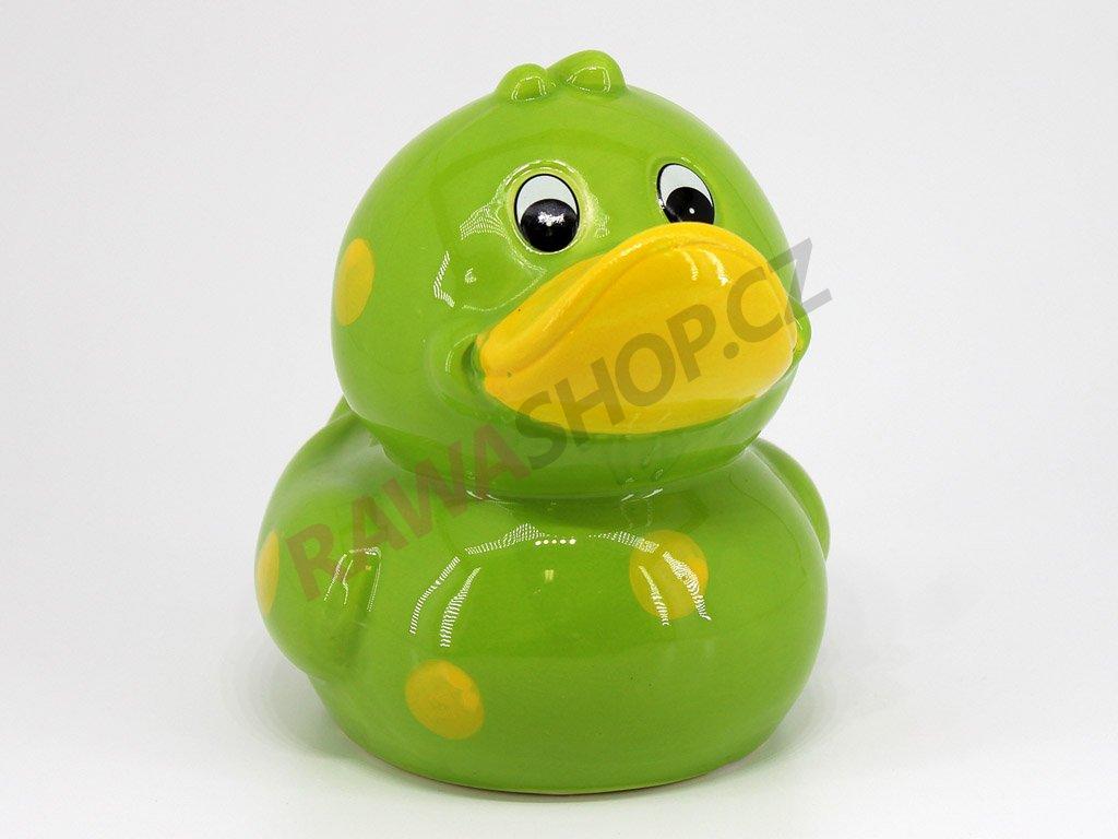 Kačer - zelený