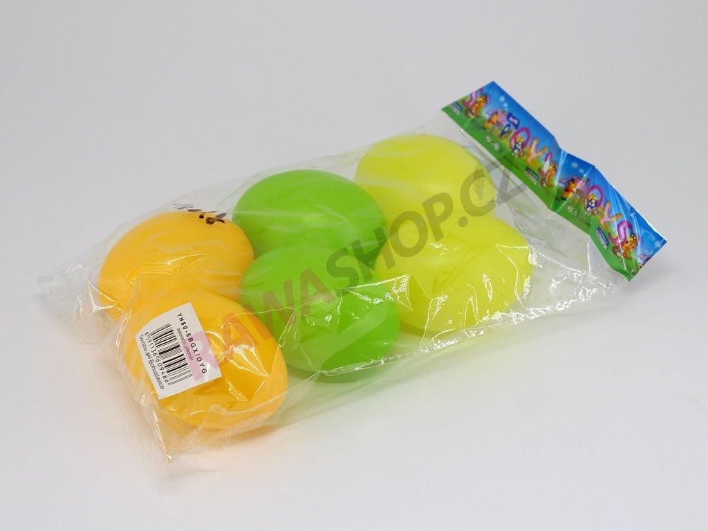 Vejce plastové 6 ks