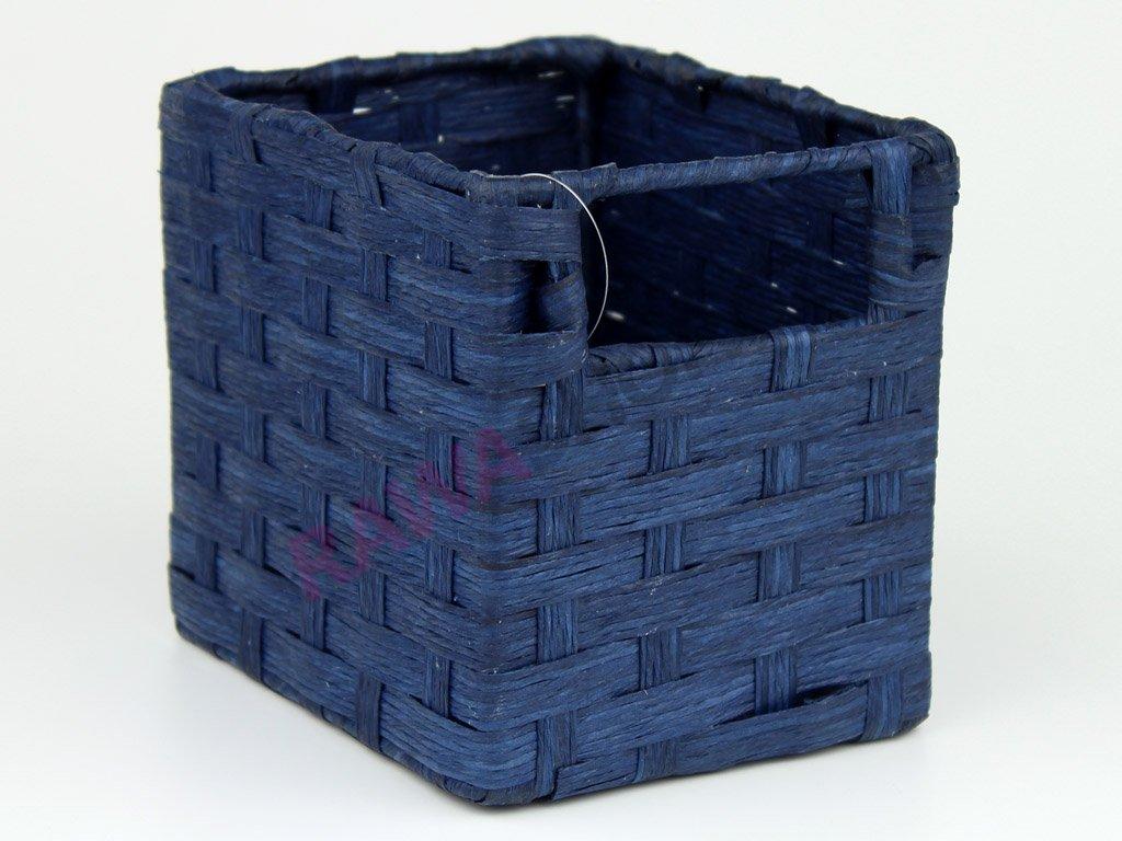 Mini šuplík - modrá