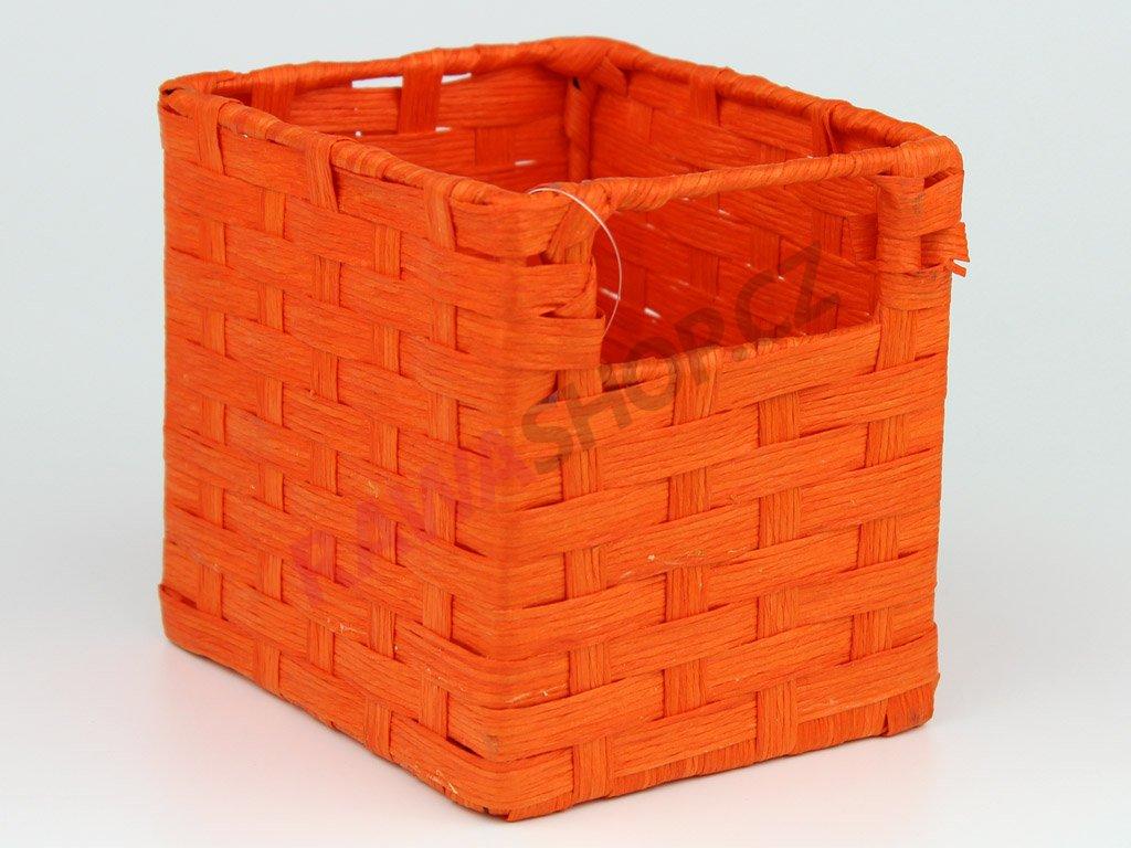 Mini šuplík - oranžová