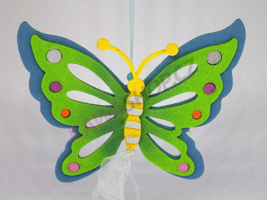 Motýl Otakárek