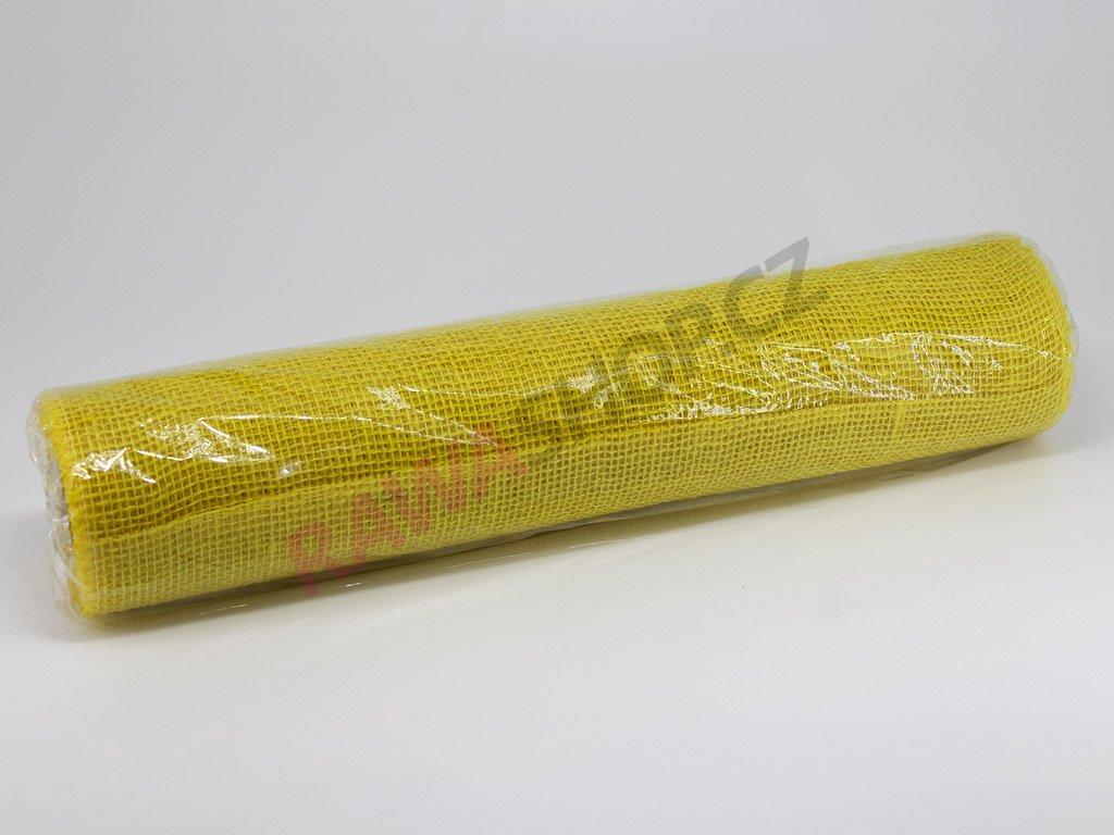Juta 48cm - žlutá