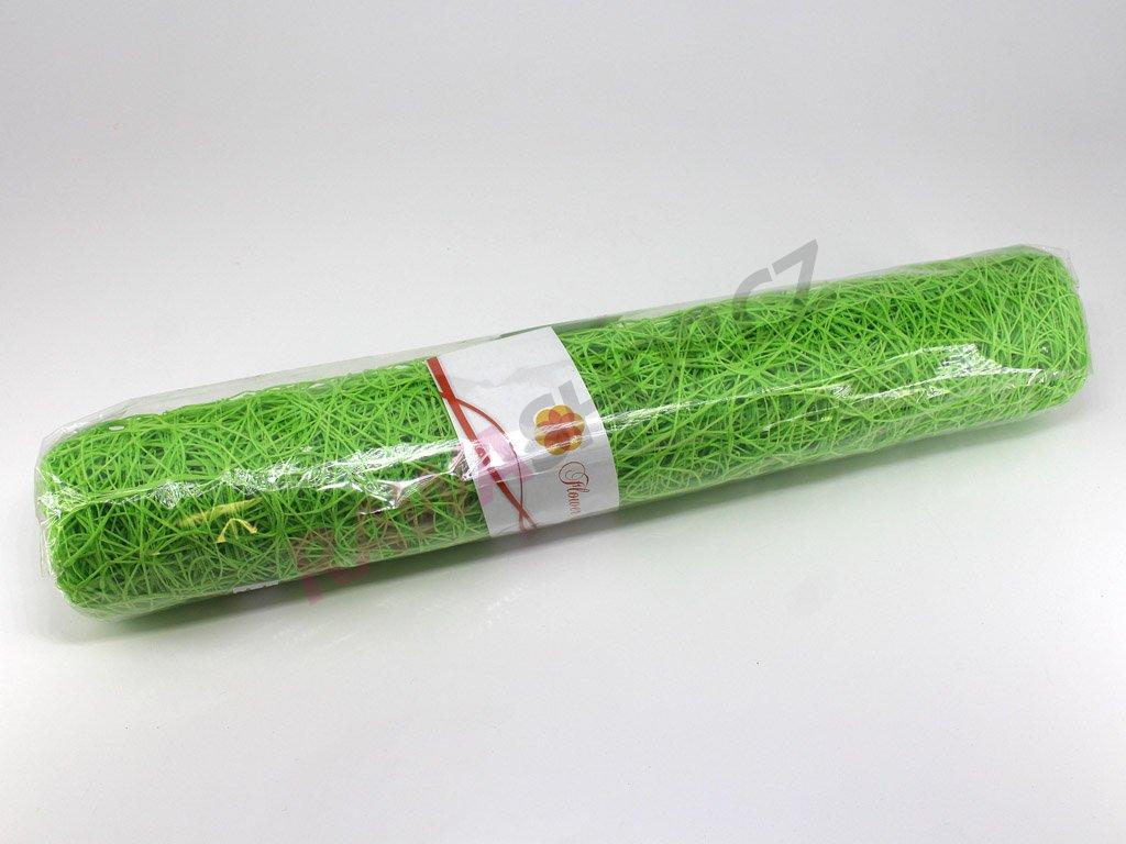 Mesh 50cm - zelená