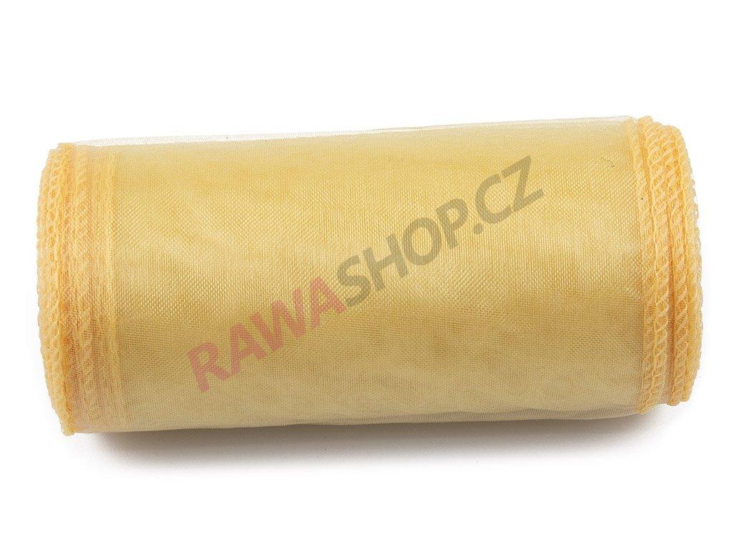 Organza 12 cm - cream 2