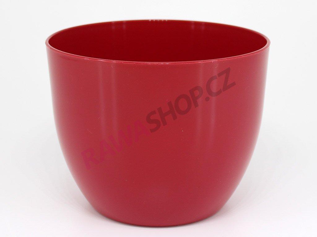 Plastový obal Šimík - červená