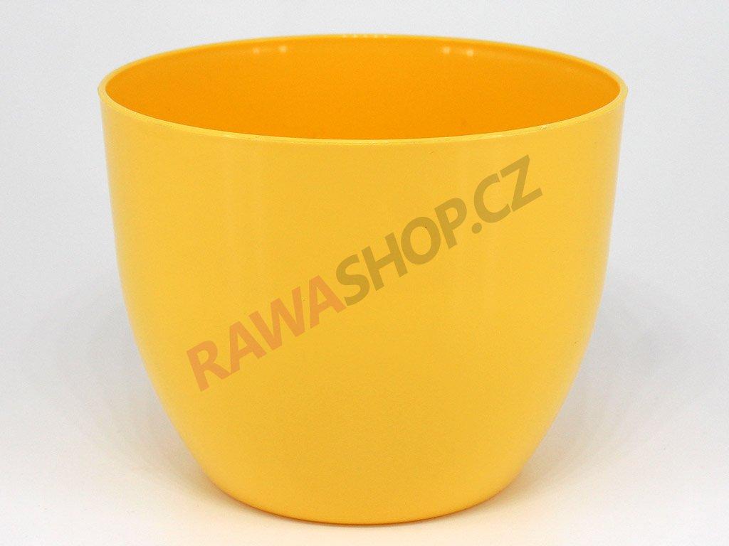 Plastový obal Šimík - žlutá