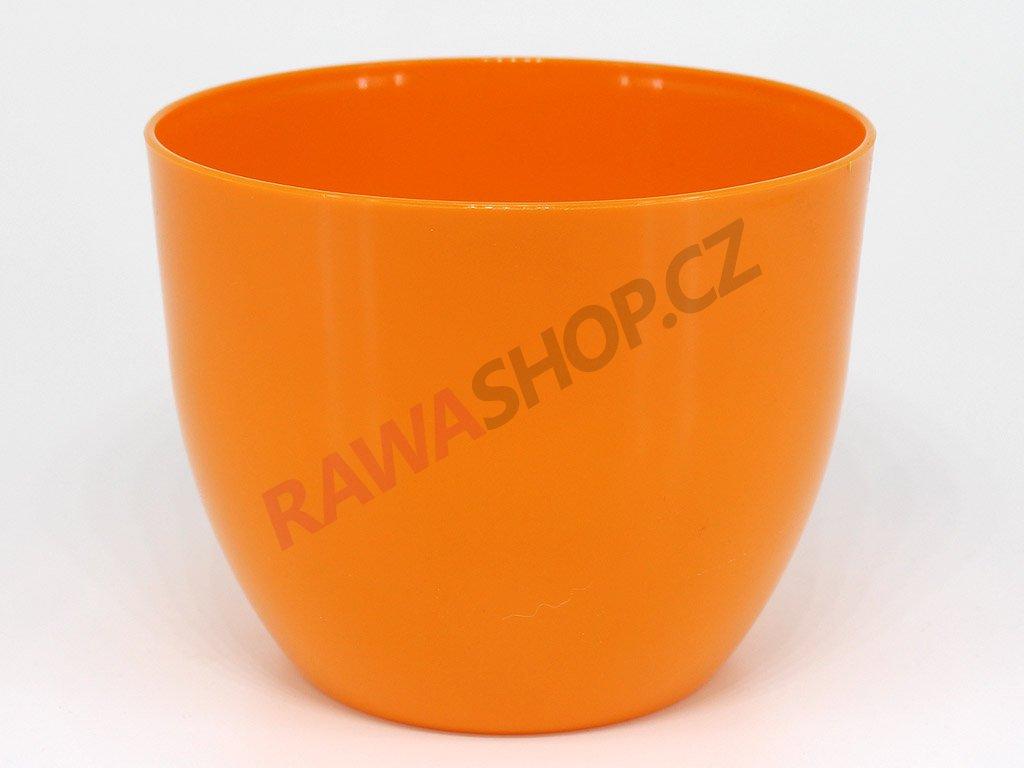 Plastový obal Šimík - oranžová