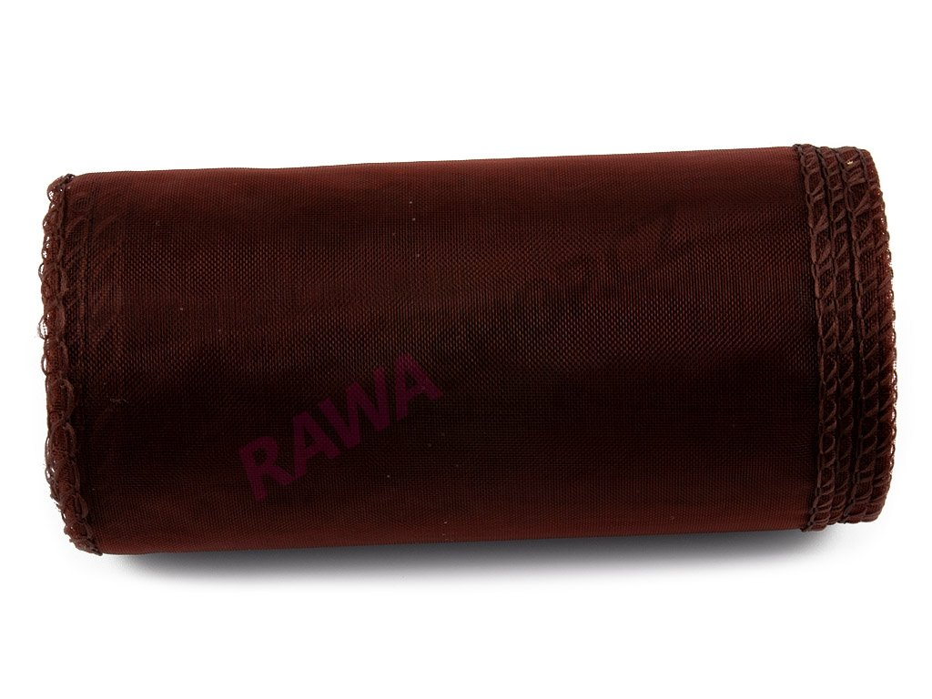 Organza 12 cm - brown