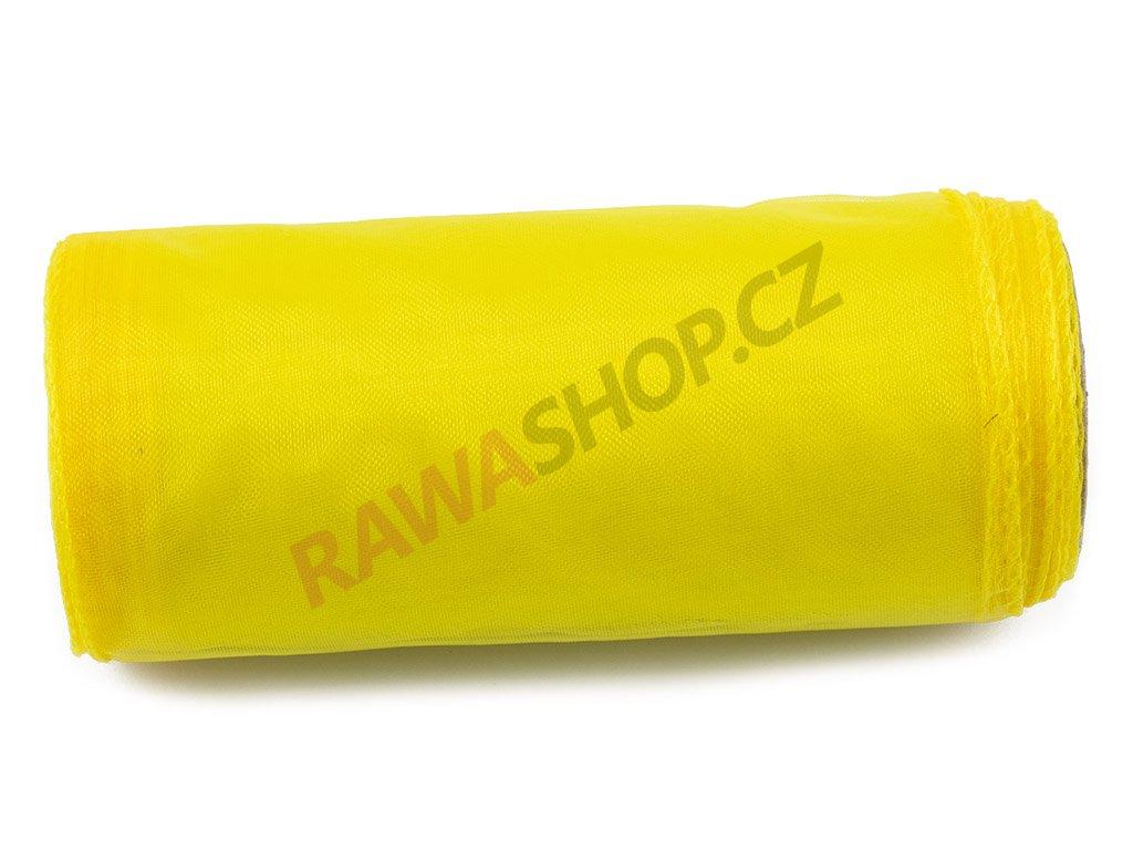 Organza 12 cm - lemon