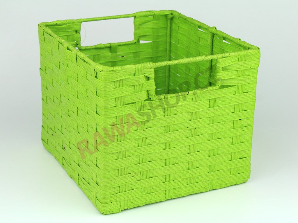 Šuplík 3ks - zelená