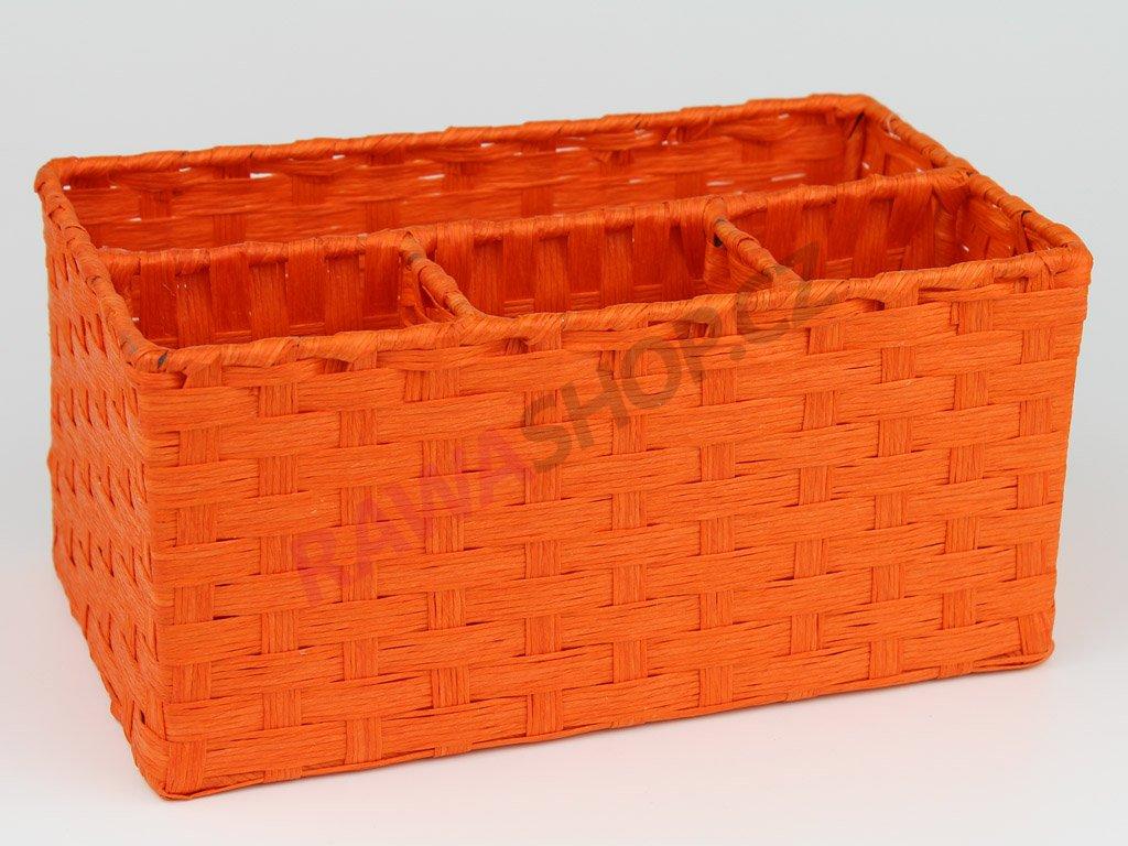 Organizér - oranžová