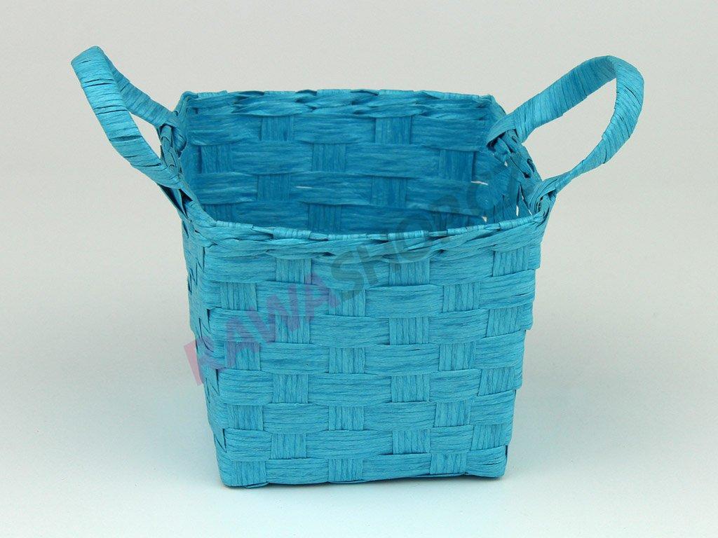Boxík sada s oušky 2ks - modrá
