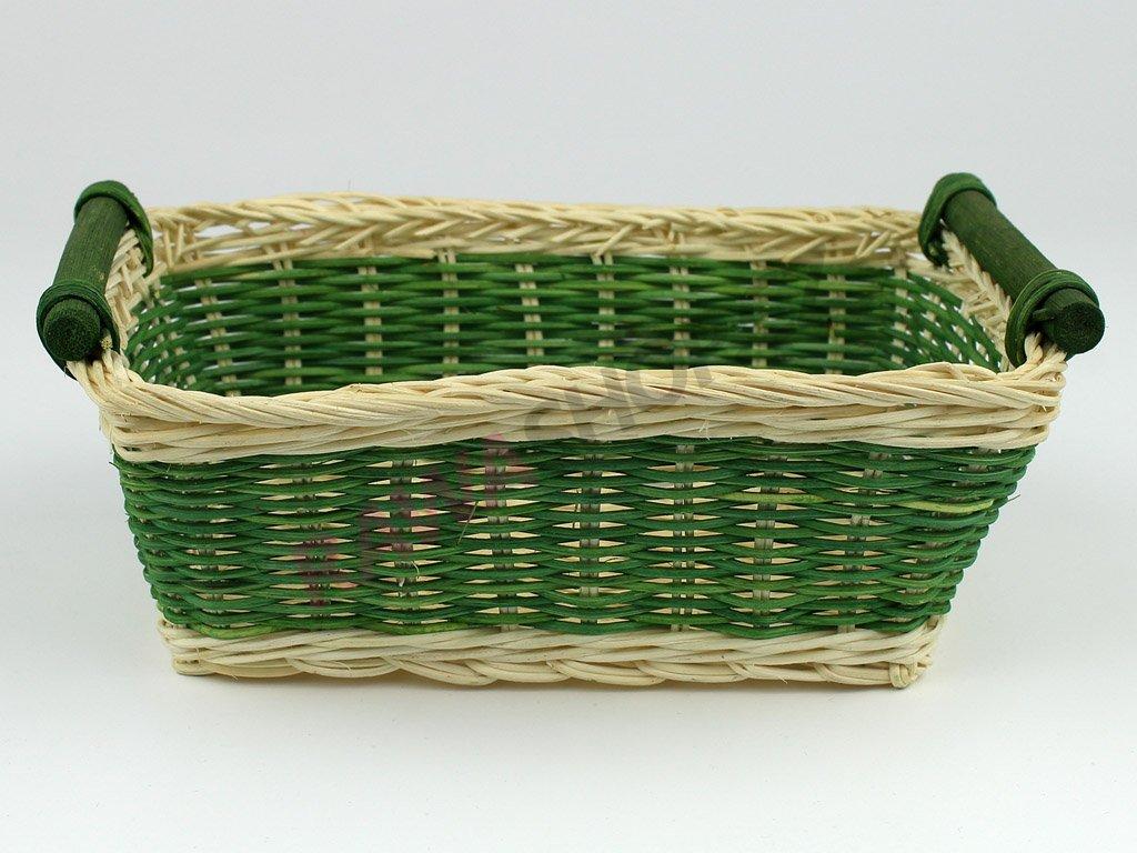 Pedigová miska 22x15 - zelená