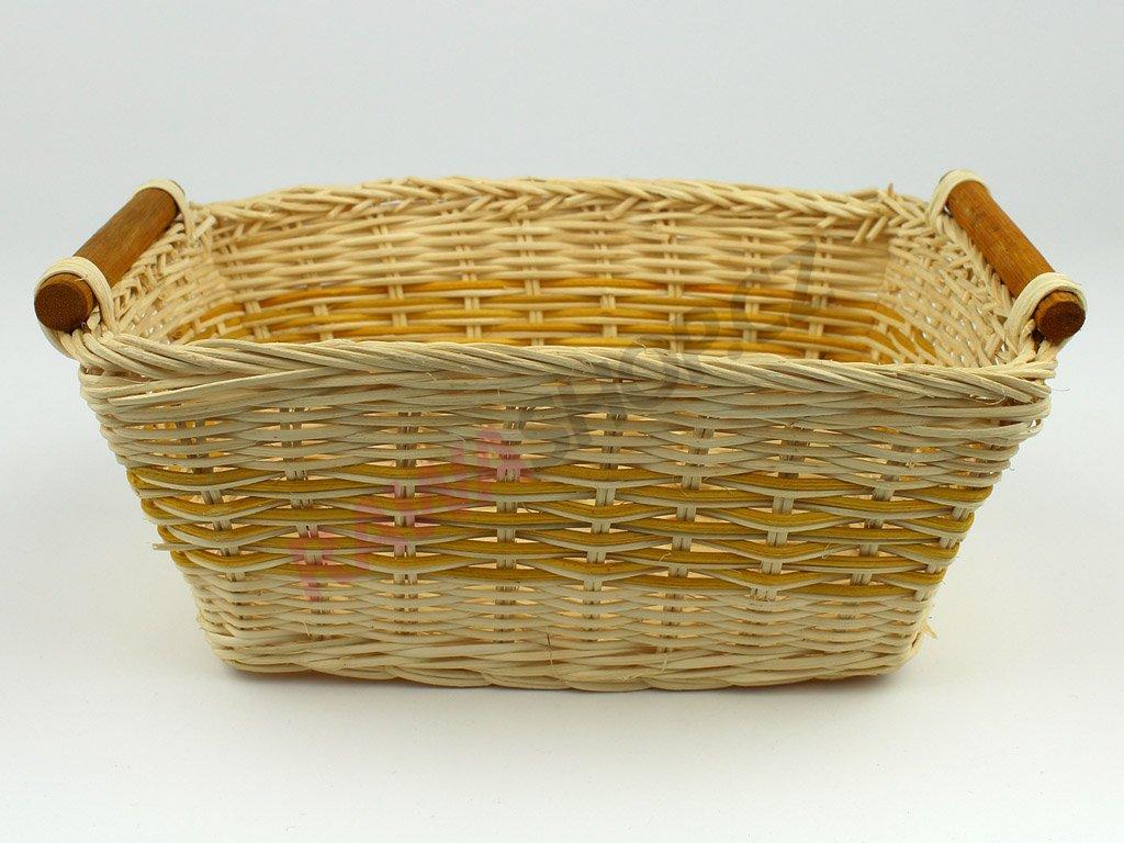 Pedigová miska 25x18 - žlutá
