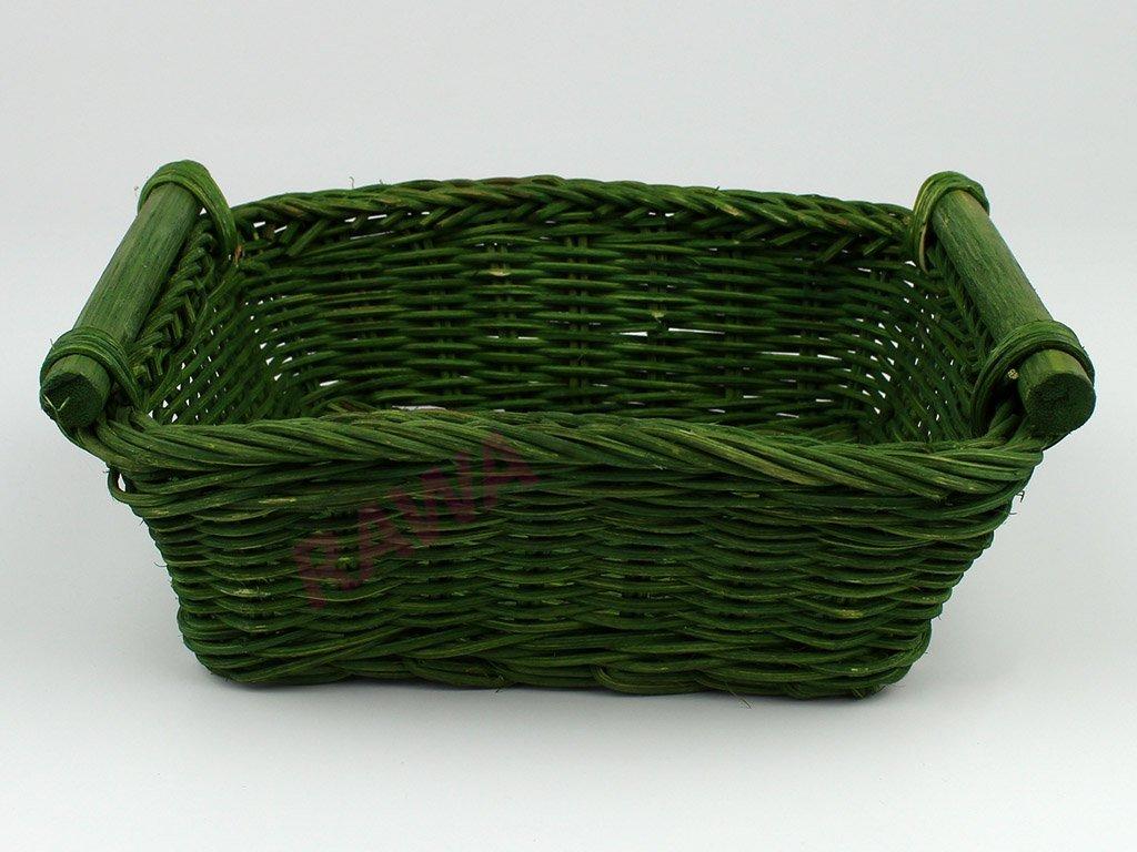 Pedigová miska 20x20v - zelená