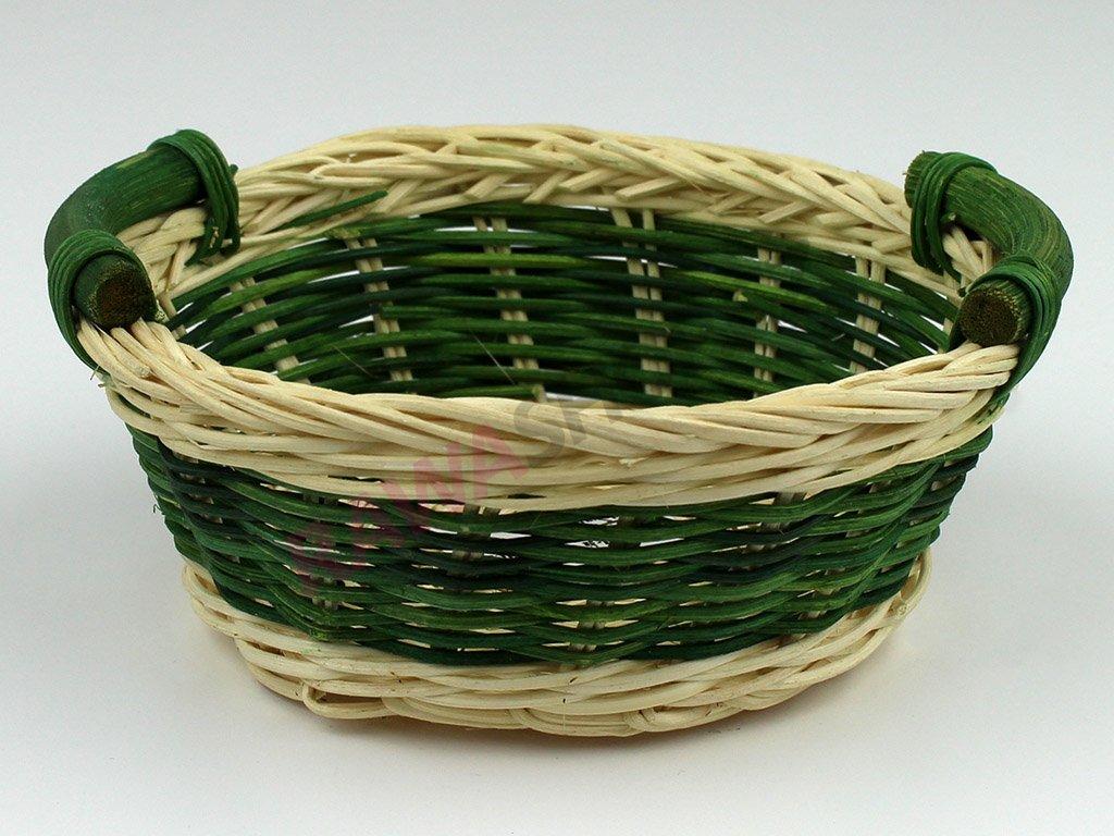 Pedigová miska kulatá Ø14 - zelená