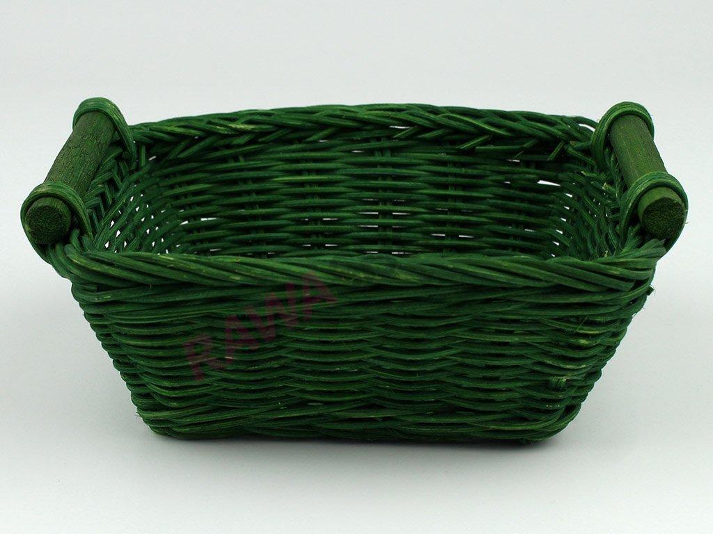 Pedigová miska 15x15 - zelená